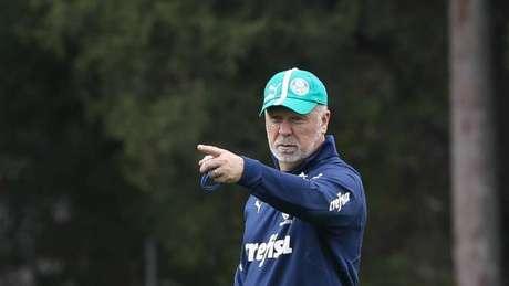 Mano Menezes é opção para assumir o Atlético-MG – Foto: Divulgação/Cesar Greco/SEP