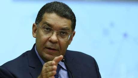 """O risco é no preço de commodities e em um crescimento menor do mundo. A gente tem de estar preparado e lidar com a situação"""", afirmou o secretário do Tesouro Nacional, Mansueto Almeida"""