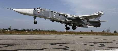Aeronave Sukhoi Su-24