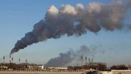 Uma redução de 25% nas emissões de CO₂ da China é equivalente a uma redução de 6% no mundo