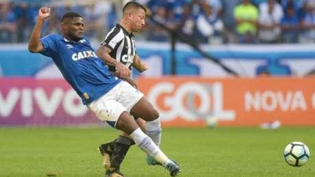 Nonoca foi revelado pela base celeste e está emprestado ao Boa Esporte-(Washington Alves/Light Press/Cruzeiro)
