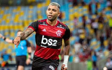 Gabigol tem 9 gols na temporada (Foto: Alexandre Vidal / Flamengo)