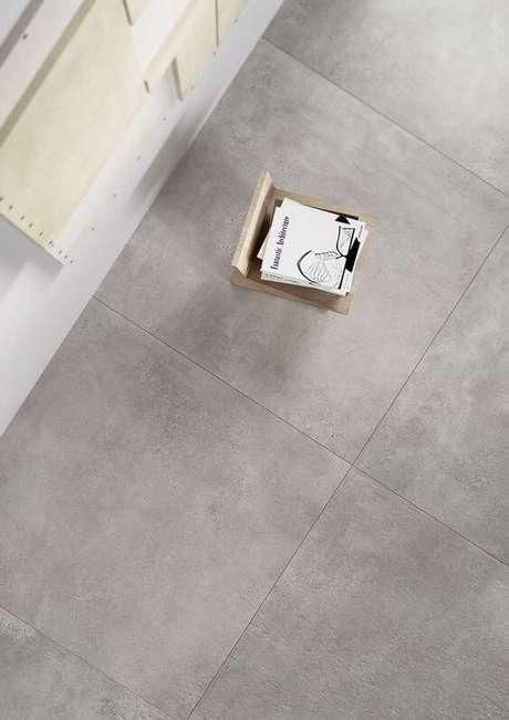 37. Escolha o melhor porcelanato para usar na sua casa – Via: Marazztile