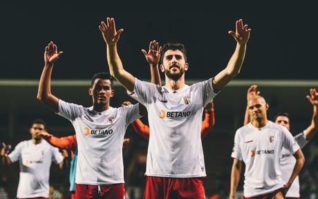 Braga vive bom momento e tenta confirmar terceiro lugar no Português (Foto: Divulgação/Braga)