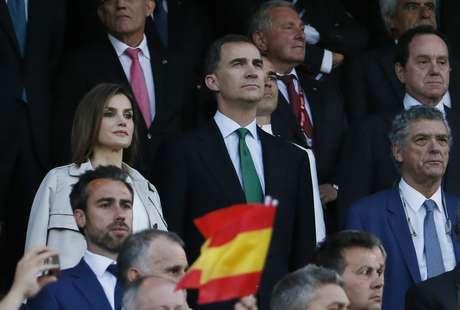 Rei Felipe VI, da Espanha