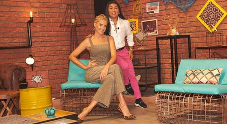 Ana Hickmann e Celso Kamura (Foto: André Loretti/Divulgação)