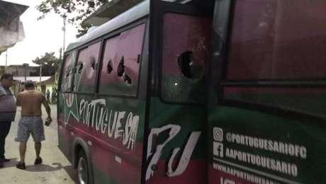Torcida da Cabofriense agride comissão técnica da Portuguesa-RJ