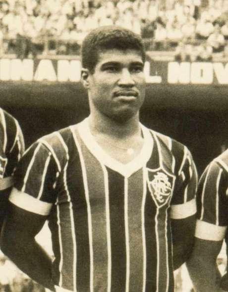 Jair Marinho foi reserva de Djalma Santos na Seleção Brasileira (Foto: Reprodução)