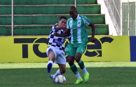 O Juventude segue sem vencer no segundo turno do Campeonato Gaúcho (Foto: Divulgação)