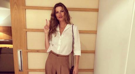 Gisele Bündchen (Foto: @gisele/Instagram/Reprodução)
