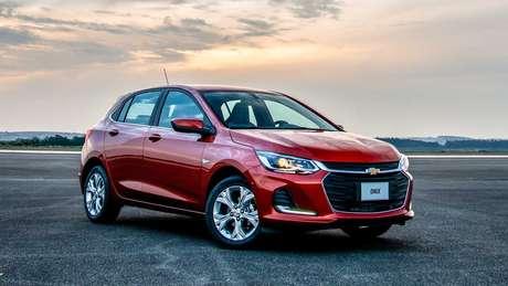 Chevrolet Onix: a segunda geração colocou o carro num novo patamar, mais elevado.
