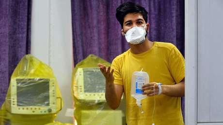 Em vários países do mundo, há cidadãos em quarentena por coronavírus.