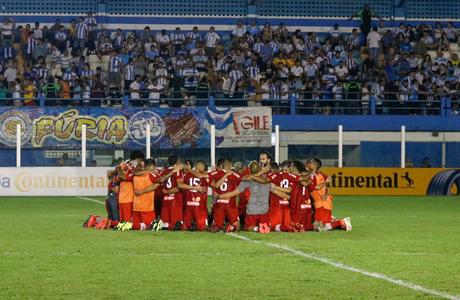 O CRB nunca passou da terceira fase da Copa do Brasil (Foto: Divulgação)