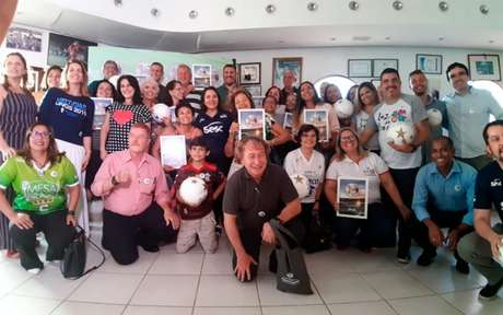 Zico reverteu renda da 16ª edição do Jogo das Estrelas (Foto: Divulgação)