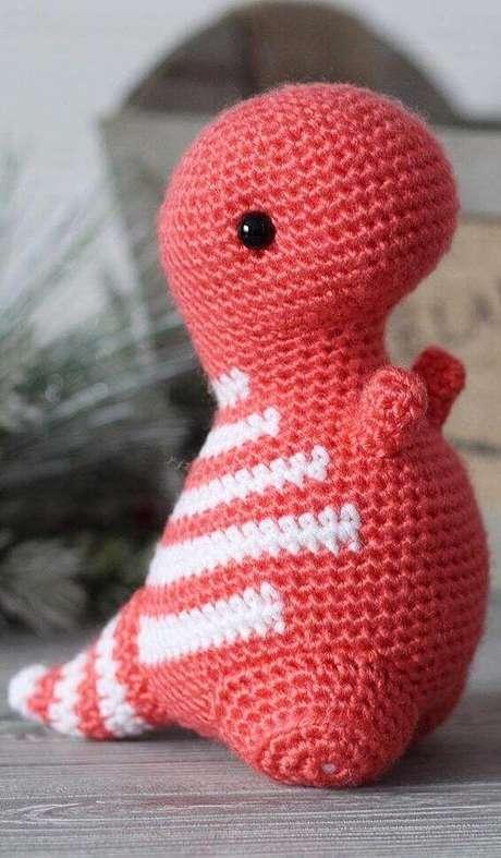 55. Alguns materiais são necessários para fazer o amigurumi. Foto: Kids Crochets