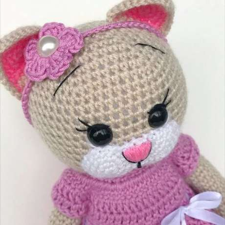 62. O amigurumi é, acima de tudo, muito fofo. Foto: I Love Crochet