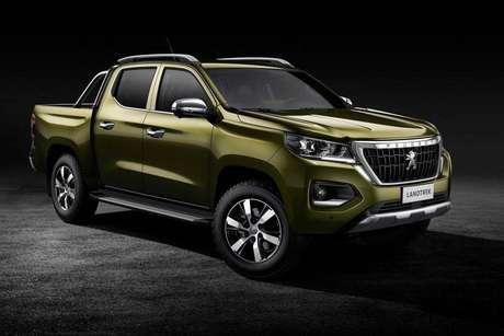 Peugeot Landtrek: novidade já anunciada, para brigar com Ranger, S10 e Hilux.