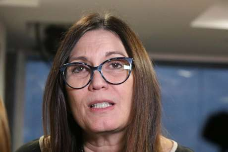 A deputada federal Bia Kicis (PSL-DF)