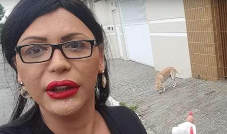 Luisa Marilac também relatou as ameaças sofridas em um vídeo postado em seu canal no YouTube