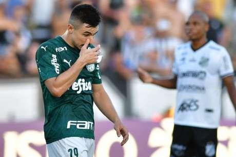 Willian foi um dos jogadores que desperdiçaram boas chances neste sábado (Eduardo Carmim/Photo Premium)