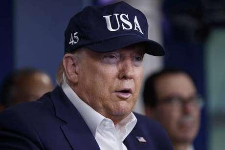 Trump precisou realizar um teste dias depois de sediar uma reunião em seu resort na Flórida