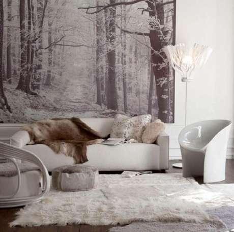1. Aprenda a criar um ambiente mais acolhedor utilizando o hygge decor – Foto: Pinterest