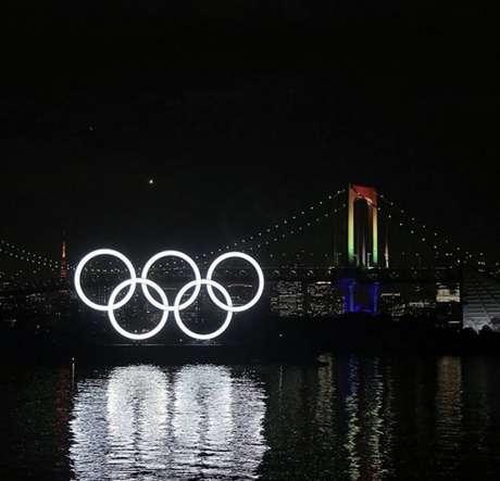 Jogos Olimpícos estão programados para acontecer entre 24 de julho e 9 de agosto (Foto: Reprodução/Instagram)