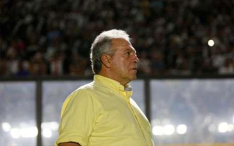 Contratado em dezembro, Abel Braga comandou o Vasco em 14 jogos nesta temporada (Foto: Rafael Ribeiro/Vasco)