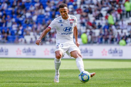 O Lyon tem cinco jogadores brasileiros no elenco (Foto: Reprodução/ Twitter)
