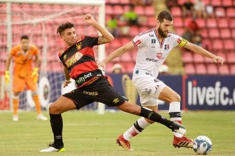 Sport e Santa Cruz paralisaram os treinamentos por conta do avanço do coronavírus (Foto: Divulgação/Sport)