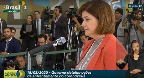 Veterana do jornalismo político da Globo ficou constrangida ao contestar atitude de Bolsonaro