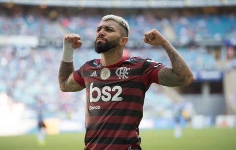 Flamengo acumula números positivos dentro e fora de campo (Foto: Divulgação/Alexandre Vidal)
