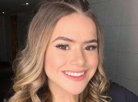 A apresentadora e atriz Maisa Silva.