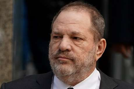 Harvey Weinstein 25/01/2019 REUTERS/Carlo Allegri