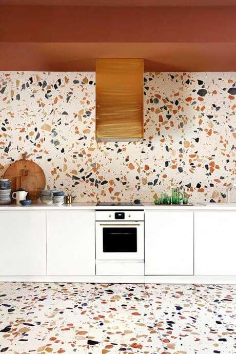 30. Granilite para cozinha moderna – Via: Pinterest