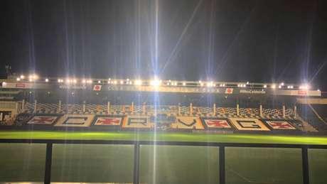 O Estádio de São Januário é uma das sedes do Vasco. Como tal, vai ficar sem atividades (Reprodução)