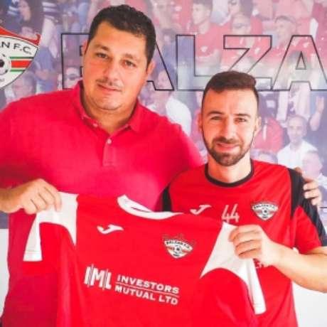 Foto: Divulgação/Balzan FC