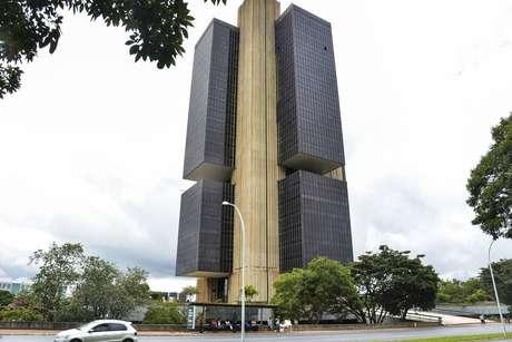 Sede do Banco Central do Brasil, em Brasília, que nesta semana cortou os juros