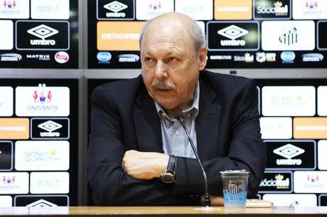 Peres estuda corte nos salários do elenco (Foto: Divulgação/Pedro Ernesto Guerra Azevedo)