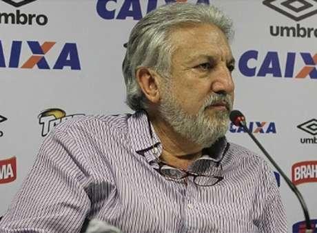 Vice-presidente de futebol do Vasco, José Luis Moreira (Foto:Divulgação)