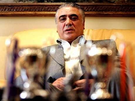 Lorenzo foi presidente do clube entre 1995 e 2000 (Foto: AFP)
