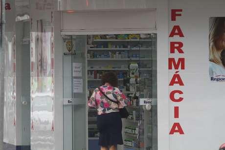 Considerado serviço essencial, farmácias continuam abertas