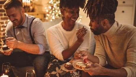 'Podemos dizer que concluir a refeição com uma sobremesa pode ser benéfico', assegura um dos responsáveis pelo estudo