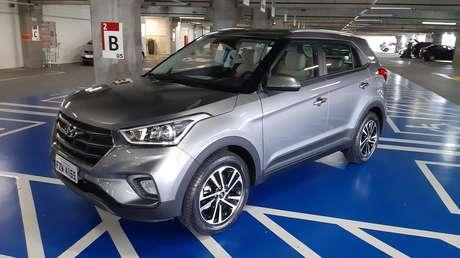 Hyundai Creta Prestige: motor 2.0 de 166 cv e R$ 4.000 mais em conta.