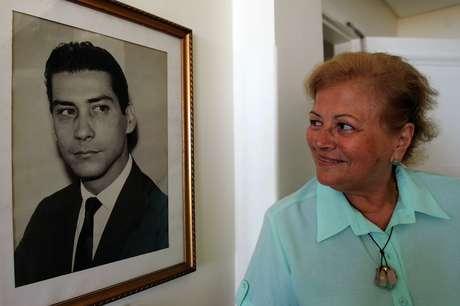 Lila Covas, viúva do ex-governador Mário Covas, morreu neste domingo (22), aos 81 anos (Arquivo: 03/03/2006)