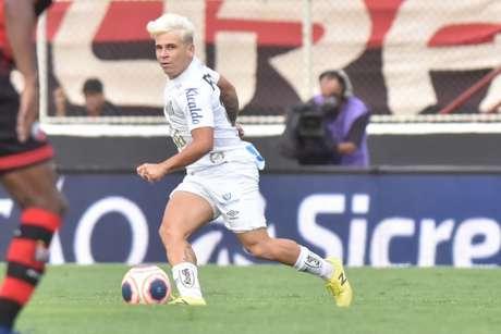 Soteldo é um dos destaques do Santos (Ivan Storti/Santos FC)