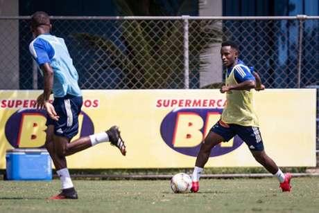 A Raposa ainda está em busca de um acerto dentro de fora de campo para o ano de 2020-(Gustavo Aleixo/Cruzeiro)