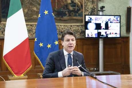 Conte assinou decreto que ficará em vigor até 3 de abril