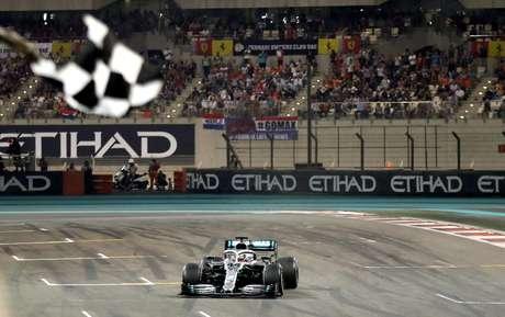 Grande Prêmio de Abu Dhabi de F1 01/12/2019 Luca Bruno/Pool via Reuters