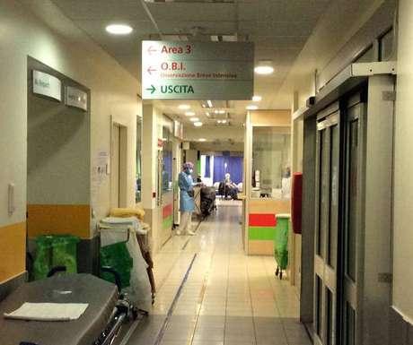 Sistema de saúde italiano está à beira do colapso por causa do novo coronavírus